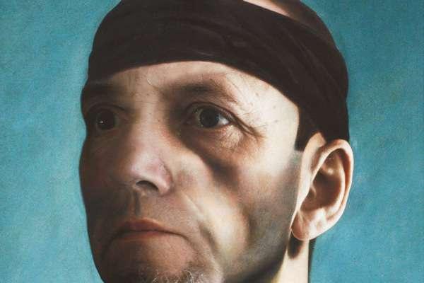 Zelfportret (naar Pyke Koch)