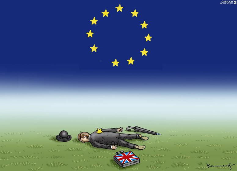 Tragic Brexit